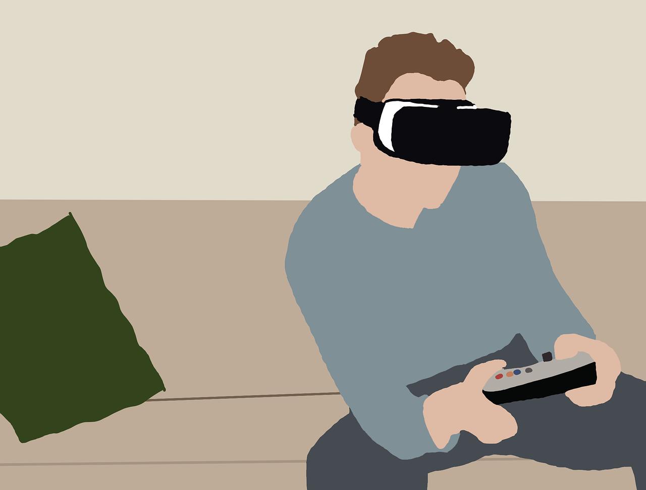 כיצד יראו משחקי המחשב ב 2050?