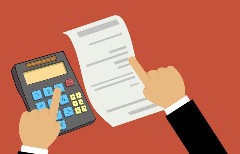בדיקת מס בעזרת מחשבון