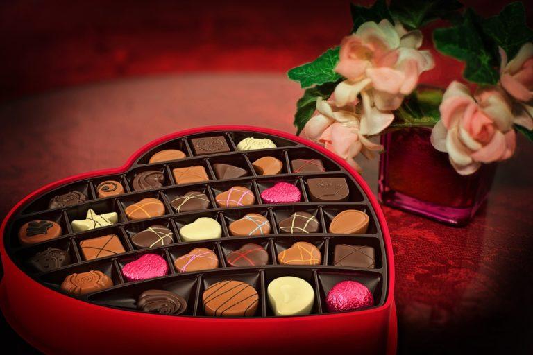 מארז שוקולד